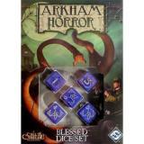 Zestaw kości Arkham Horror - Blessed Dice