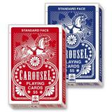 Obrazek gra planszowa Karty - Carousel 55L-  standardowe