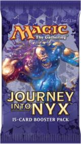 gra planszowa Magic The Gathering: Journey into Nyx booster