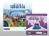 Suburbia + dodatek Suburbia Inc