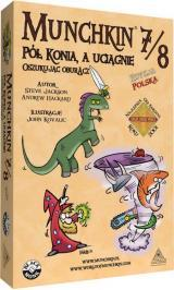 Munchkin 7/8 - Pół Konia, a Uciągnie Oszukując Oburącz