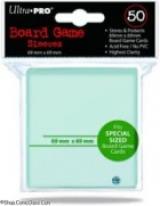 Koszulki na karty: 69x69mm 50 szt. Ultra Pro  Board Game Sleeves - Square