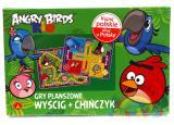 Angry Birds Rio - Chińczyk + Wyścig