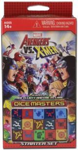Marvel Dice Masters Avengers vs XMen