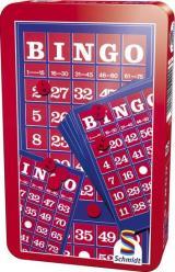Obrazek gra planszowa Bingo w metalowej puszce