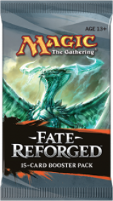 gra karciana Magic The Gathering: Fate Reforged booster