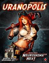 Obrazek gra planszowa Neuroshima HEX: Uranopolis (edycja 3.0)