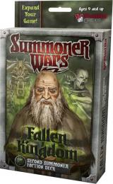 Summoner Wars: Fallen Kingdom - second summoner