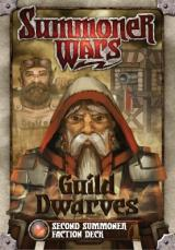 Summoner Wars: Guild Dwarves Second Summoner Faction Deck