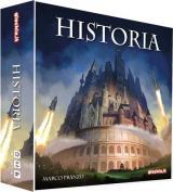 HISTORIA (lekko stukniety róg)