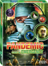 gra planszowa Pandemic - State of Emergency