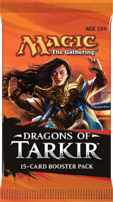 Obrazek gra karciana Magic The Gathering: Dragons of Tarkir booster
