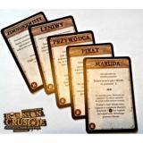 Robinson Crusoe: Karty Cech II