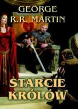 Obrazek książka, komiks Starcie królów