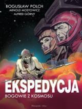 Obrazek książka, komiks Ekspedycja. Bogowie z kosmosu
