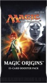 gra planszowa Magic The Gathering: Origins booster