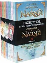 Obrazek książka, komiks Opowieści z Narnii. Komplet