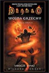 Obrazek książka, komiks Diablo. Wojna grzechu. Smocze łuski
