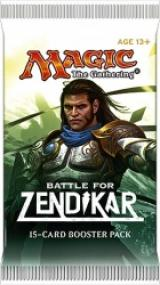 Obrazek gra karciana Magic The Gathering: Battle for Zendikar booster