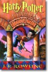 Obrazek książka, komiks Harry Potter i kamień filozoficzny