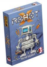 Obrazek gra planszowa Robot X