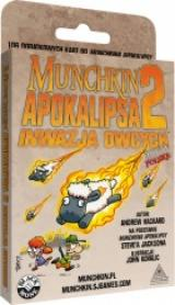 Munchkin Apokalipsa - Inwazja Owcych