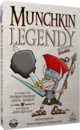 Munchkin Legendy