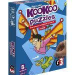 Obrazek gra planszowa KooKoo Puzzles – Latanie