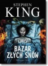 Obrazek książka, komiks Bazar złych snów