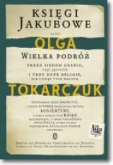 Obrazek książka, komiks Księgi Jakubowe