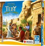 Obrazek gra planszowa Teby