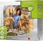 Obrazek gra planszowa Cardline: Dinozaury