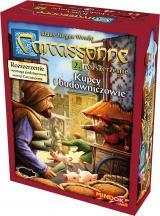 Carcassonne: Kupcy i Budowniczowie (druga edycja) PL
