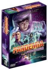 Obrazek gra planszowa Pandemia - Laboratorium