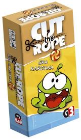 Obrazek gra planszowa Cut the Rope