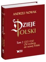 Obrazek książka, komiks Dzieje Polski. Tom 2. 1202-1340 Od rozbicia do nowej Polski