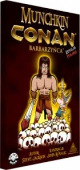 Munchkin Conan Barbarzyńca