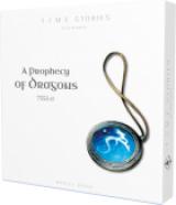 nieT. I. M. E STORIES - A Prophecy of Dragons
