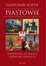 Obrazek książka, komiks Piastowie