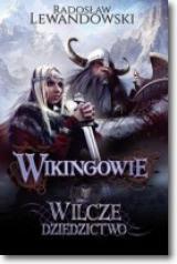 Obrazek książka, komiks Wikingowie Wilcze dziedzictwo