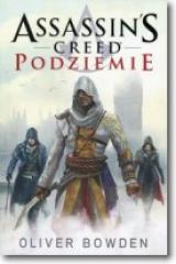 Obrazek książka, komiks Assassin's Creed Podziemie