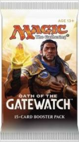 gra planszowa Magic The Gathering: Oath of the Gatewatch booster