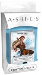 Obrazek gra planszowa Ashes: Olbrzymy z Mroźnej Doliny