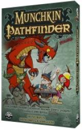 Obrazek gra planszowa Munchkin Pathfinder