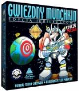 Obrazek gra planszowa Gwiezdny Munchkin: Edycja Jubileuszowa