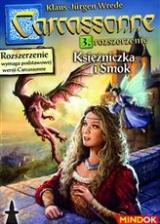 Carcassonne: Księżniczka i Smok (druga edycja) PL