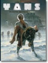 Obrazek książka, komiks Yans. Tom 1