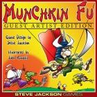Munchkin Fu : Guest Artist Edition