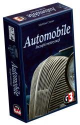 Obrazek gra planszowa Automobile: Początki Motoryzacji
