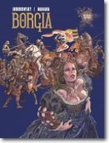 Obrazek książka, komiks Borgia. Część 4. Wszystko marność